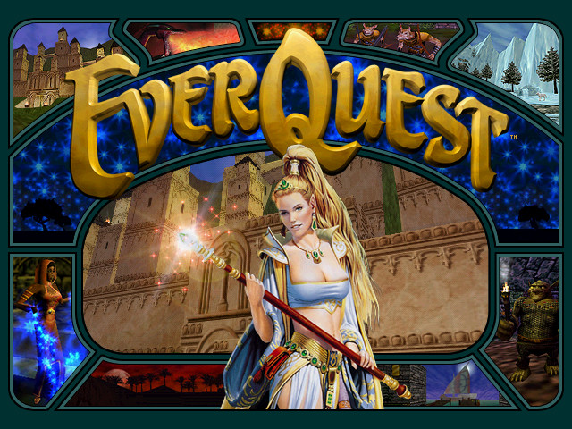 EverQuest Loading Screens – Sha`Kahr